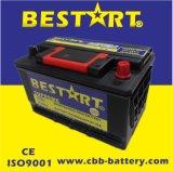 12V66ah Premium Quality Bestart Mf Vehicle Battery DIN 56638-Mf