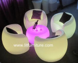 LED Furniture, LED Bar Furniture, LED Party Furniture with Light (GR-PL12+GR-PL49)