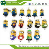 Good Quality with Best Price PVC Minions USB Flash Drive