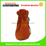 Hot Sell Customized Logo Jewelry Pouch for Gift