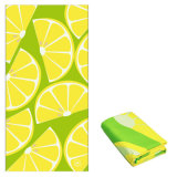 Customized Portable Beach Towel with Your Logo