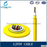 Hot Sale China Supplier Gjfdv Indoor Ribbon Fiber Cable Network Multi Core Fiber Optic Cable Price Per Meter