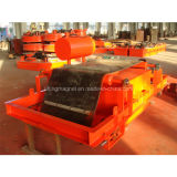 Oil Cooled Cross Belt Electric Magnetic Separator for Handling Irons