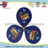 Pure Aluminum Foil Lid Yogurt Cup with FDA