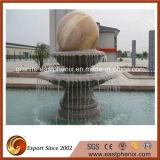 Natural Marble Beige Stone Water Garden Statue Fountain