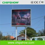 Chipshow P20 Outdoor Full Color Advertising LED Display Sign