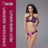 Newest Full Colors Ladies Woman Swimwear Bikini 2014(L3248-2
