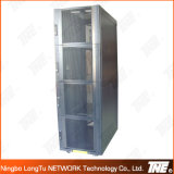 Compartment Server Cabinet for Individual Customers with Unique Locks for Each Compartment
