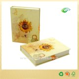 Customized Package Box with Emboss and Spot UV (CKT-CB-322)