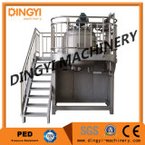600L Jacketed Stainless Steel Gelatin Mixing Tank