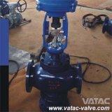 Casting Steel Flow/Pressure Control Globe Valve