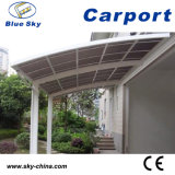 Durable Car Parking Polycarbonate Aluminum Carport (B800)