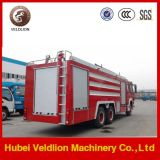 HOWO 12000L Water/Foam Tank Rescue Fire Truck