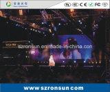 P4 Aluminum Die-Casting Rental Series Indoor Full Colour LED Screen