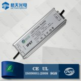 Constant Current 2400mA 80W LED Transformer IP67 Aluminum Housing