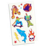 Rotary Printing Self-Adhesive Sticker Label for Children