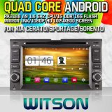 Witson S160 Car DVD GPS Player for KIA Cerato (Before 06) /Sportage (2004-2010) /Sorento (2002-2009) /Spectra (2004-2009) /Carens (W2-M023)