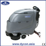 Multi-Funtional Industrial Double Brush Floor Cleaning Machine for School