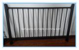 Steel Yard Fence Panel, Tubular Steel Fence, Steel Tube Fence Panels