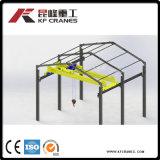 China Famous Crane Manufacturer Double Girder Overhead Crane
