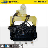 Hydraulic Vibratory Hammer for Pile Driving
