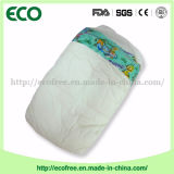 A Grade OEM Peaudouce Disposable Cheap Baby Diaper with Breathable Back Sheet