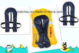Factory Offered Automatic Single Air Chamber Inflatable Life Jacket