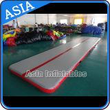 Portable PVC Tarpaulin Gymnastics Inflatable Air Tumble Track Mattress