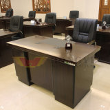 Classical Office Senior Administrator′s Table Set Wooden Office Desk Set for Office Furniture