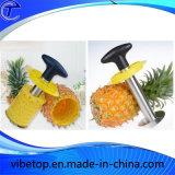 Kitchen Easy Gadget Stainless Steel Pineapple Peeler Slicer