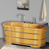 Hot Sales Hotel Medicated Bath Hot Tub (NJ-054)