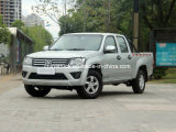 Rhd/LHD Chinese Best Petrol /Gasoline Double Cabin 4X2 Pick up (Long Cargo Box, Deluxe)