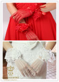 Bride Wedding Lace Wedding Dress Accessories Lace Gloves