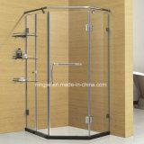 Hotel Type Sanitary Ware Beauty Bathroom Shower Enclosure (A-022E)