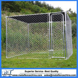 China Wholesale Large 10FT X 10 FT X 6FT Outdoor Chain Link Dog Kennels