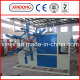 Plastic Soft Pipe Double Disk/Roll-up Winder