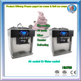 Table Type Frozen Yogurt Ice Cream Machine for commerical shop with CE certificate