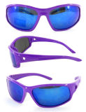 Hot Tr90 Sport Sunglasses with Mirror Lens in China (SR696001)