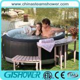 Modern Outdoor Air Bubble Massage Bath Tub (pH050010)