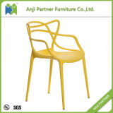 Custom Top Quality Europe Standard Stainless Steel Dining Chair Sets (Peipah)