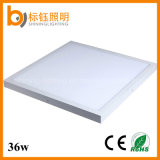 36W Wholesalers 500*500mm Square Surface Mount Hang LED Ceiling Panel Light