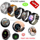 Smart Watch Phone with IPS Round Screen (N3)