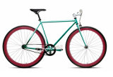 Smart City Fixed Gear Bike with 6061 Aluminum Frame