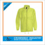 Mens Windbreaker Leisure Casual Sport Lightweight Jacket with Fashion Design