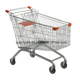 Supermarket Shopping Trolley-210L