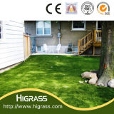 Easy to Clean Plastic Grass for Home Yard Garden