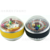 3 Layer Spherical Grinding Wheel Dice Smoke of Plastic Smoke Grinder