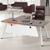 Hot Selling Popular Patent Modern Office Executive Table (HY-NNH-BT19)