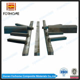 Bimetallic Aluminum Steel Transition Joint Connector for Shipbuilding as Ship Parts with Explosive Bonding Technology
