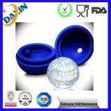 Customized Hot Sale Ball Shape 2015 Silicone Ice Cube Mold